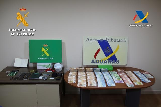 SUCESOS | Desarticulado un grupo criminal en pueblos toledanos por tráfico de drogas y blanqueo