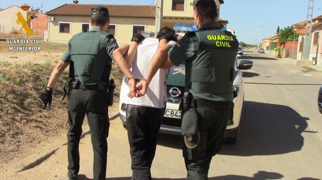 ACTUALIDAD | Siguen las detenciones en pueblos de Toledo por la droga