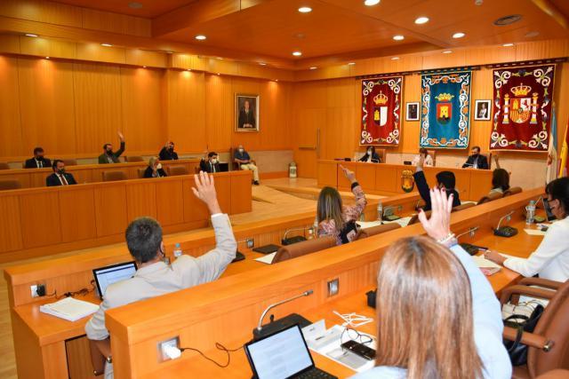 TALAVERA | El Pleno rechaza por amplia mayoría la moción de Vox para sacar a ciudad de la FEMP