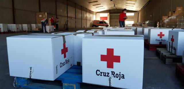 SOLIDARIDAD | Cruz Roja repartirá 305.000 kilos de alimentos en la provincia de Toledo