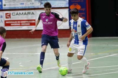 FÚTSAL | El Soliss FS Talavera recibe al Desguaces Casquero Atlético Benavente