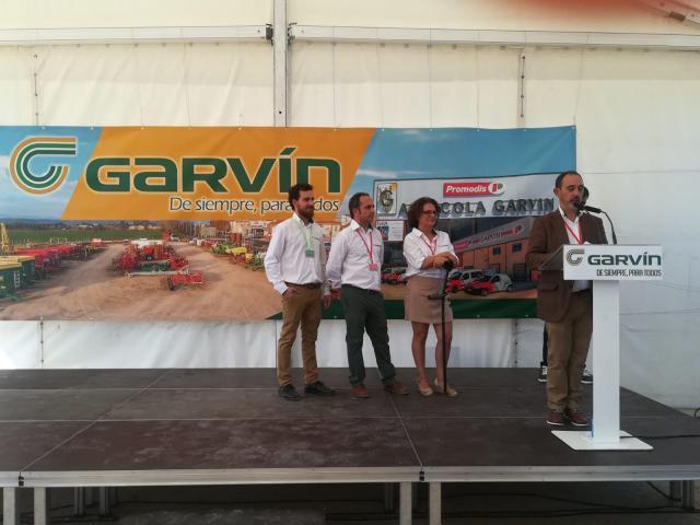 Agrícola Garvín inaugura sus Jornadas de Puertas Abiertas, a las que asistirán más de 2.000 personas