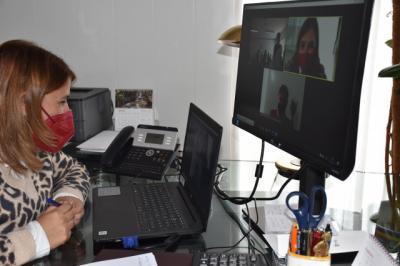 TALAVERA | 'Viaje virtual' de los alumnos La Salle por el Ayuntamiento