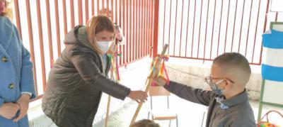 TALAVERA | Tita García elogia la labor de los colegios y la 'Mondilla'