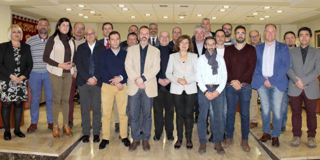 Illescas reivindica la mejora del transporte en el eje Madrid-Toledo