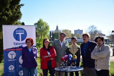 'Ahora Talavera', el nuevo partido político de Sonsoles Arnao y Miguel Ángel Sánchez para las municipales