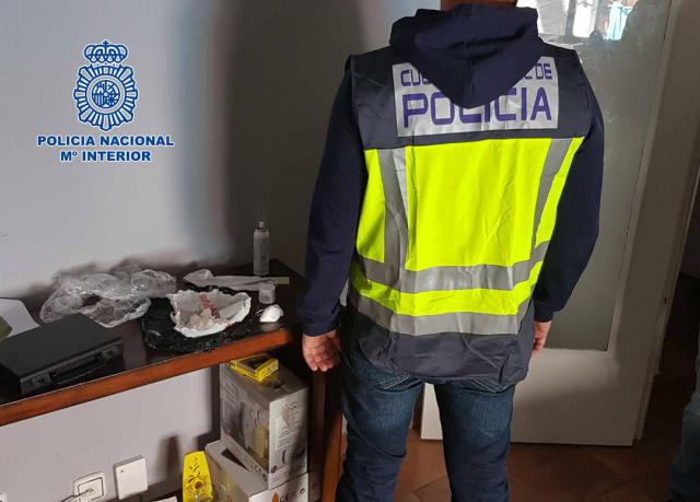 Golpe al narcotráfico en Talavera: 5 detenidos en la operación 'New York'