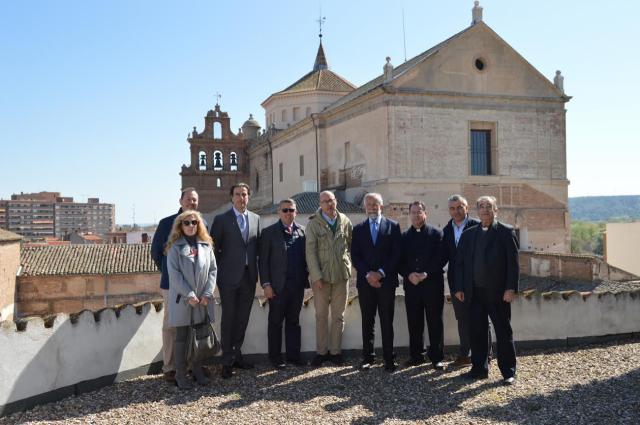 La torre de la 'Colegial' de Talavera se abrirá al público