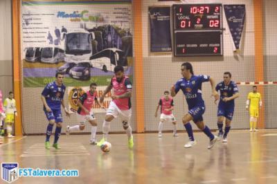 Sergio, Caio Alves y Asensio representarán al Soliss FS Talavera en el Balón de CLM de 2019