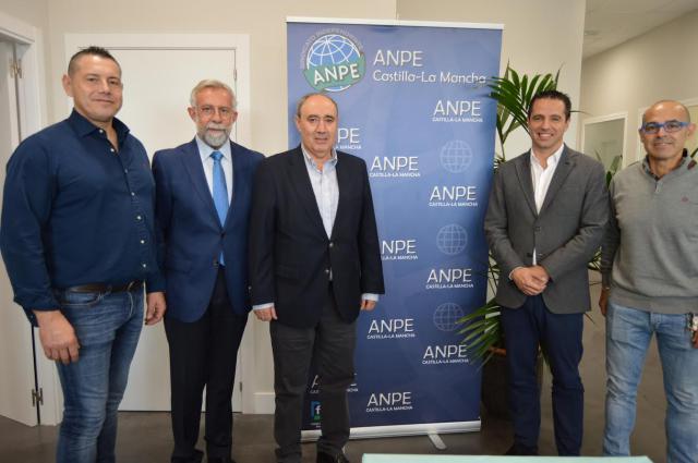 ANPE inaugura nueva sede en Talavera para dar un servicio más directo