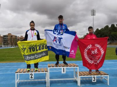 Nueva lluvia de medallas para la UDAT en el Campeonato Provincial