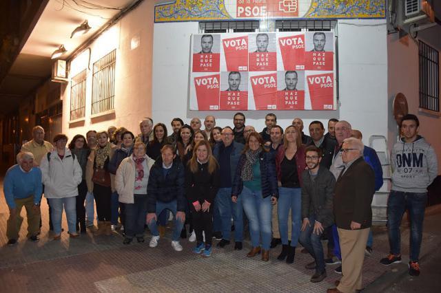 El PSOE apuesta por la convivencia frente a la