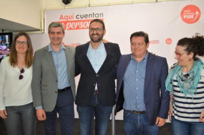 Castilla-La Mancha, la tercera comunidad en voto socialista