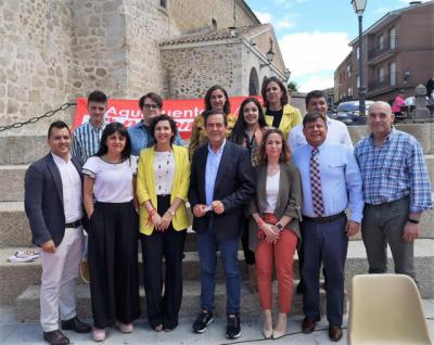 Valle Jerónimo ofrece 'el cambio que Segurilla necesita' para avanzar