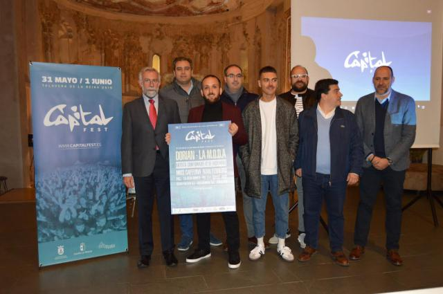 El 'I Capital Fest' se realizará en la pista de atletismo de Talavera
