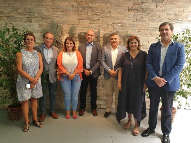 """Tita García: """"Hay que atraer empresas a Talavera y cuidar a las que ya funcionan"""""""