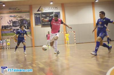 El Soliss FS Talavera iniciará la defensa de la Copa CLM ante el Ciudad de Toledo