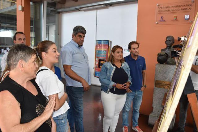 """García-Élez: """"Vamos a construir un futuro para Talavera de la mano de las asociaciones de vecinos y de la ciudadanía"""