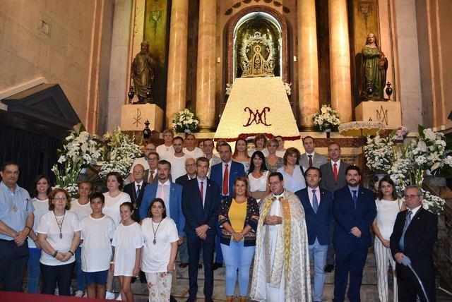 Talavera celebra hoy la festividad de la Virgen del Prado