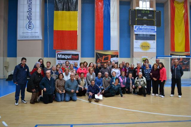 Más de 200 personas se interesan por las actividades del Programa Municipal del Mayor de Talavera