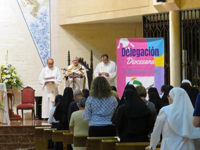 """Braulio Rodríguez en Talavera: """"Nada hay más grande en el mundo que seguir a Cristo y ser discípulo misionero"""""""