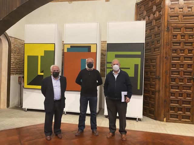Mario Sainz Zíjara expone su arte en 'El Salvador'