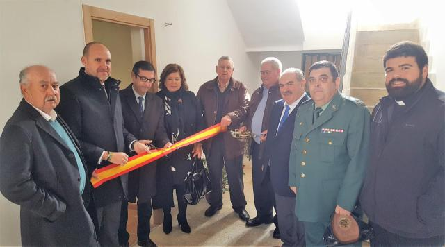El Puerto de San Vicente inaugura un nuevo alojamiento turístico municipal para el Camino de Guadalupe