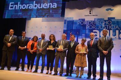 Talavera, centro regional en el acto del Día Mundial del Agua (FOTOS)