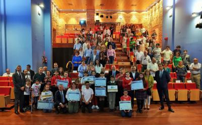Los colegios Rafael Morales, Ruiz de Luna y Villas del Tajo, galardonados en el concurso 'Generación Cerámica'