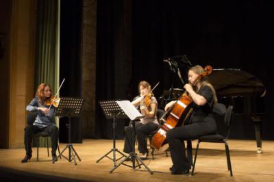 'Torrijos en Primavera' cierra con un concierto de piano, violín, viola y violonchelo