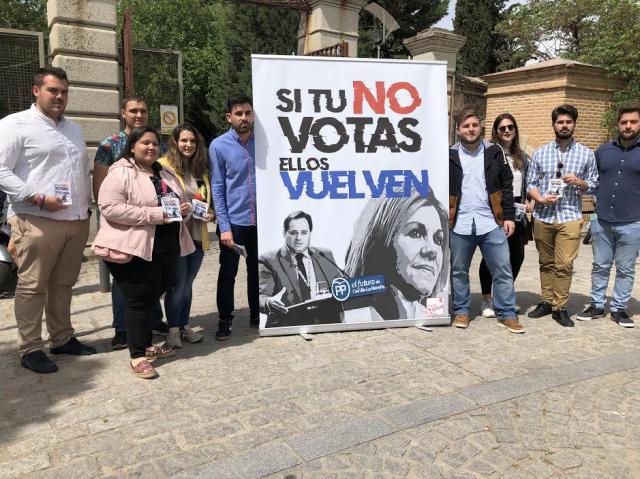 Piden la movilización de los jóvenes para no volver a una CLM