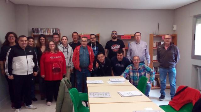 ATAFES inicia el taller formativo de 'Habilidades personales básicas'
