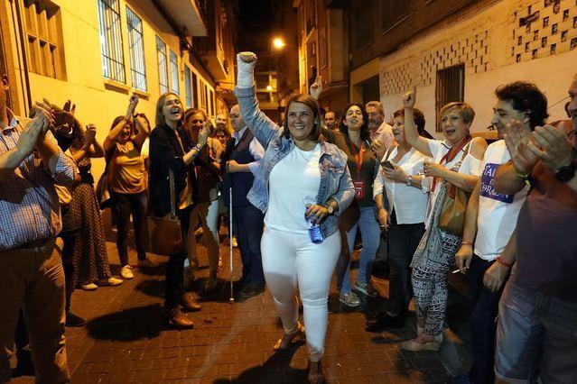"""Tita García, la primera alcaldesa de Talavera, pondrá """"el corazón y la cabeza"""" para que la ciudad """"vuelva a ser lo que fue"""""""