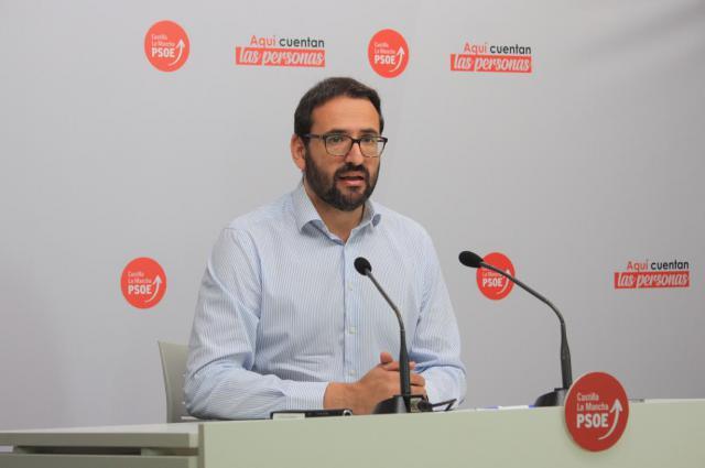 El PSOE CLM invita a PP y Cs a condenar el trasvase de forma conjunta