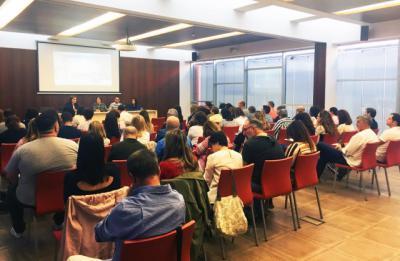Cerca de 70 profesionales del SESCAM participan en la XII Jornada de Enfermería de Salud Mental