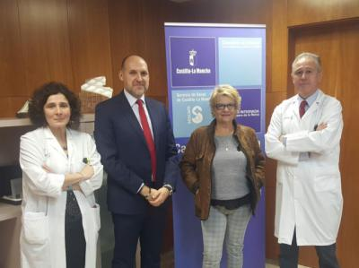 El Gobierno regional analiza la sanidad en el barrio de Patrocinio