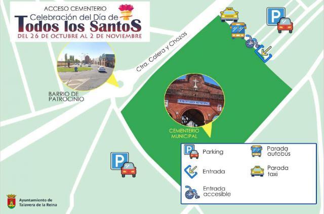 TODOS LOS SANTOS | Lo que debes saber si visitas el cementerio de Talavera