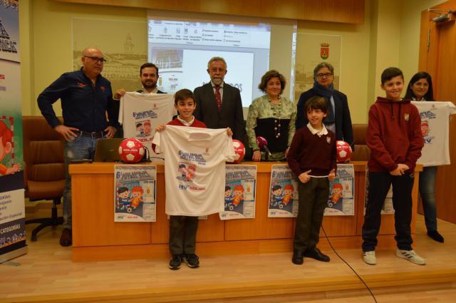 La Liga Escolar de Fútbol Sala 'más inclusiva' contará con 14 centros y 24 equipos