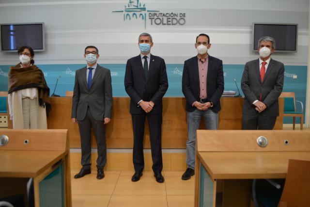 DIPUTACIÓN DE TOLEDO   136 millones de Presupuesto