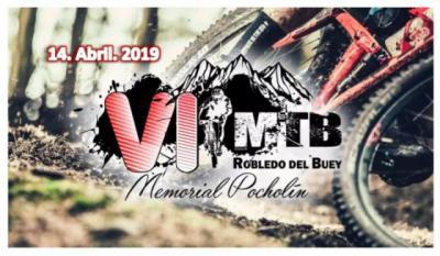 El VI Memorial Pocholín, en Robledo del Buey, se celebrará el 14 de abril