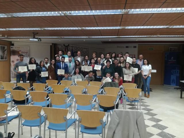Clausura de tres nuevos cursos PICE para jóvenes de la comarca de Talavera