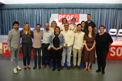 """Tita García defiende la importancia de """"poner a la gente en el punto central de la política"""""""