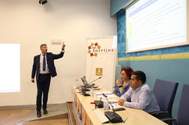 Torrijos acoge una Jornada de Prevención del Dopaje en el Deporte