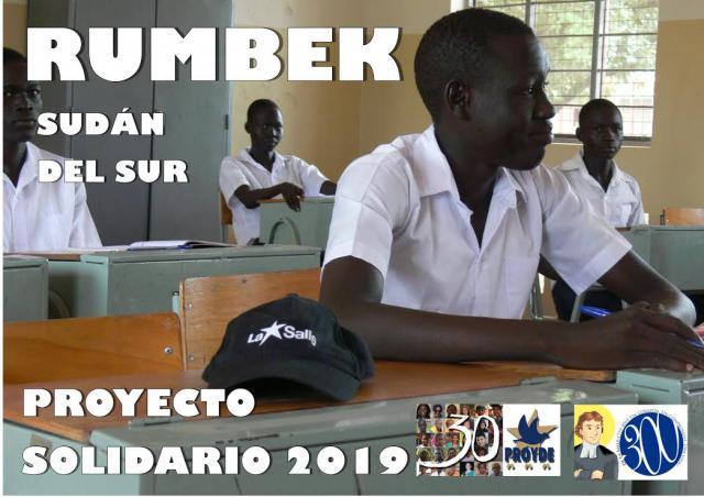 Semana Solidaria de Proyde-Talavera en el Colegio 'La Salle' de Talavera