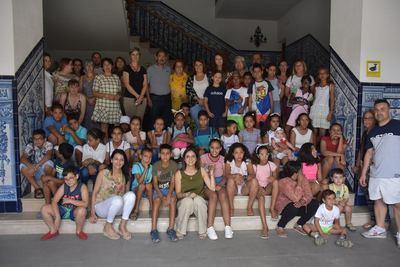 40 niños saharauis pasarán el verano junto a familias de Talavera y comarca