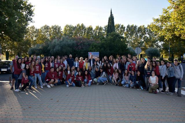Los estudios de Podología comienzan a dejar su huella en Talavera