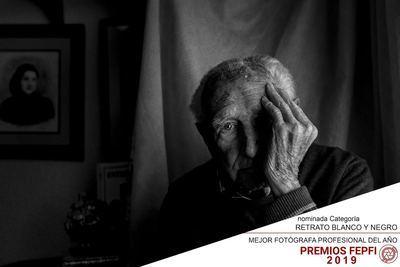 Valeria Cassina logra nueve nominaciones al premio FEPFI como 'Mejor Fotógrafo del año'