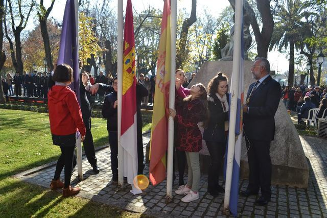 Talavera celebra el Día de la Constitución (FOTOS)