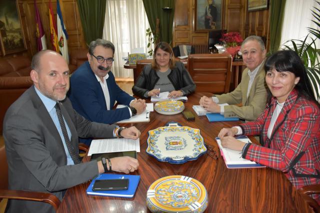 Hemodiálisis de Agudos, Hemodinámica, UCI neonatal y pediátrica, compromisos para Talavera