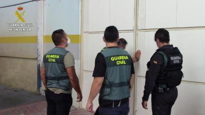 Más de 200 agentes participan en una macrooperación antidroga en La Sagra